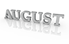 AUGUST|8月